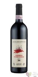 """Valtellina superiore riserva """" Inferno Sesto Canto """" Docg 2011 AR.Pe.Pe  0.75 l"""