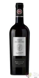 """Montepulciano d'Abruzzo """" Bellovedere """" Doc 2005 cantine La Valentine    0.75 l"""