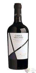 """Montepulciano d´Abruzzo """" Casale Vecchio """" Doc 2016 cantina Fantini by Farnese vini  0.75 l"""