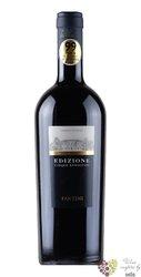 Edizione Cinque Autoctoni rosso no.18 Vdt cantina Fantini by Farnese Vini  0.75l