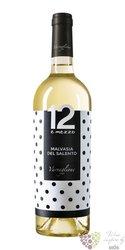 """Malvazia del Salento """" 12 e mezzo """" Doc 2015 Varvaglione vigne e vini  0.75 l"""