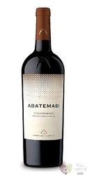 "Negroamaro Salento "" Abatemasi "" Igp 2017 Produttori di Manduria  0.75 l"