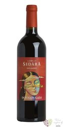 """Sicilia rosso """" la Bella Sedára """" Doc 2016 Donnafugata  0.75 l"""