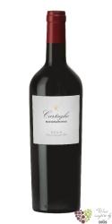 """Terre Siciliane rosso """" Cartagho """" Igt 2012 cantina Mandrarossa  0.75 l"""