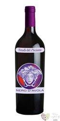 Sicilia Nero d´Avola Versace 2012 Feudi del Pisciotto  0.75 l