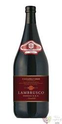Lambrusco di Modena Doc dolce Chiarli 1860    1.50 l