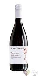 Cabernet Sauvignon jakostní odrůdové víno Patria Kobylí  0.75 l