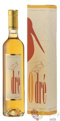 """Passito """" O´Dré """" cantina Bel Colle  0.50 l"""