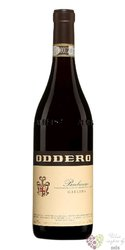 "Barbaresco cru "" Gallina "" Docg 2010 cantina Oddero    0.75 l"