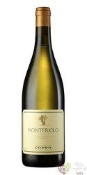 """Chardonnay Piemonte """" Monteriolo """" Doc 2015 cantina Coppo   0.75 l"""