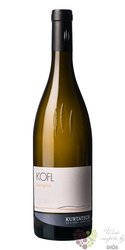 "Sauvignon blanc "" Kofl "" 2016 Alto Adige Doc cantina Kurtatsch Cortaccia     0.75 l"