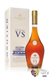 """Gautier """" VS """" fine Cognac Aoc 40% vol.    1.00 l"""