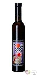 """Cabernet Sauvignon """" Turold """" 2017 ledové víno Tanzberg  0.375 l"""