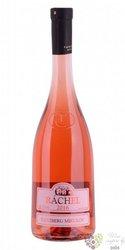 cuvée rosé Ráchel 2016 pozdní sběr vinařství Tanzberg Bavory  0.75 l