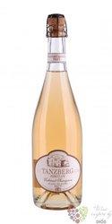 Cabernet Sauvignon rosé 2013 brut šumivé víno Tanzberg Bavory  0.75 l