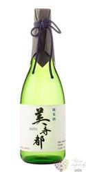 Bijito Junmai japanese sake 14.5% vol.  0.72 l