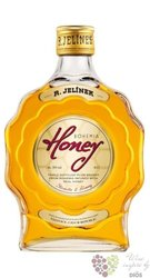 Bohemia honey brandy liqueur Rudolf Jelínek 35% vol.  0.50 l