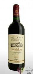 Dornfelder 2009 pozdní sběr z vinařství Jedlička & Novák Bořetice    0.75 l