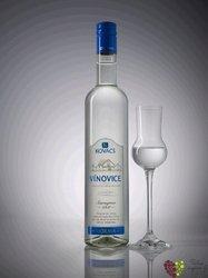 Rulandské bílé 2009 vínovice z vinařství Kovacs 42% vol.   0.50 l