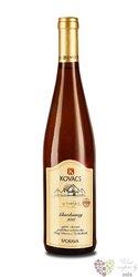 """Chardonnay """" Na Štrekách """" 2012 výběr z hroznů z vinařství Kovacs Novosedly    0.75 l"""