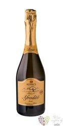 """Kovacs """" Afrodite """" sparkling wine of vinařství Kovacs Novosedly    0.75l"""