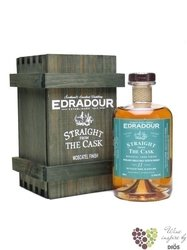 "Edradour 1997 "" Moscatel cask finish "" aged 11 years Highland whisky 57.1% vol.0.50 l"