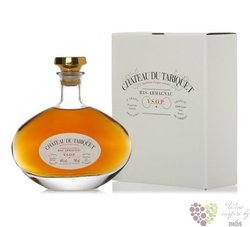 "Château du Tariquet "" VSOP carafe "" Bas Armagnac 40% vol.   0.70 l"