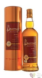 Benromach 10 years old single malt Speyside whisky 40% vol.  0.70 l