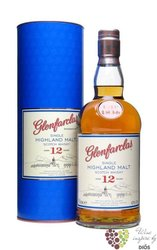 Glenfarclas 12 years old single malt Speyside whisky 43% vol.   1.00 l