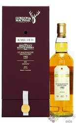 "St.Magdalene 1975 "" Gordon & MacPhail Rare Old "" single malt Lowland whisky 43%vol.  0.70 l"