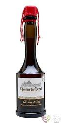 """Chateau du Breuil """" 15 ans d´Age """" aged 15 years Calvados Pays d´Auge 41% vol.0.35 l"""