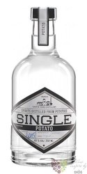 "Chopin 2012 "" Single young potato "" premium vodka of Poland 40% vol.    0.375 l"