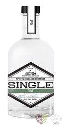 """Chopin Single """" Oat """" ultra premium Polish vodka 40% vol.  0.35 l"""