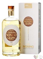 """Grappa di Chardonnay barrique """" I vigneti Monovitigno """" Friuli by distilleria Nonino 41% vol. 0.70 l"""