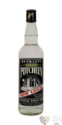 "Bunratty Potcheen "" Moonshine "" treasured spirits of Ireland 40% vol.    0.70 l"