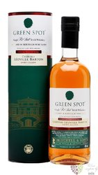 "Green Spot "" Leoville Barton Bordeaux finished "" pure pot still Irish whiskey 46% vol.  0.70 l"