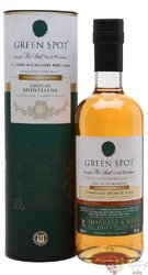 "Green Spot "" Chateau Montelena finished "" pure pot still Irish whiskey 46% vol.0.70 l"