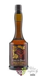 """Chateau du Breuil """" Coeur du Breuil """" Aperitif au Calvados Pomme Vanille 16% vol. 0.70 l"""