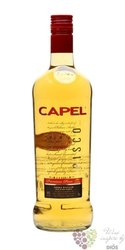 "Capel "" Premium double distilled "" oak aged pisco of Chile 40% vol.   0.70 l"
