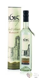 "1615 de Gran Terruňo "" Mosto Verde Quebranta "" Pisco Do of Peru 42% vol.    0.50 l"