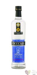 "Ocucaje "" Italia "" Pisco Do of Peru 43% vol.    0.70 l"