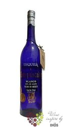 "El Conquistador "" Blanco "" 100% of Blue agave Mexican tequila 40% vol.     0.70l"