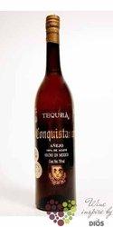 """El Conquistador """" Aňejo """" 100% of Blue agave Mexican tequila 40% vol.     0.70 l"""