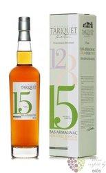 "Château du Tariquet "" Folle blanche "" 15 years old Bas Armagnac 48.8% vol.   0.70 l"