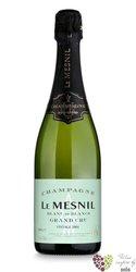 le Mesnil blanc 2002 Vintage brut Grand cru Champagne magnum   1.50 l