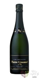 "Pierre Gimonnet & fils blanc 2000 "" Oenophile "" brut extra 1er cru Champagne  0.75 l"