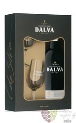 Dalva 10 years old 2glass pack wood aged tawny Porto Doc 20% vol.    0.75 l