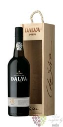 Dalva 20 years old wood aged tawny Porto Doc 20% vol.    0.75 l