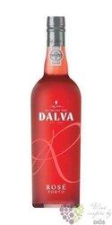 """Dalva fine """" Rosé """" Porto Doc 19% vol.    0.75 l"""