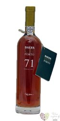 "Dalva 1971 "" Golden white Colheita "" Porto Doc 20% vol.    0.50 l"